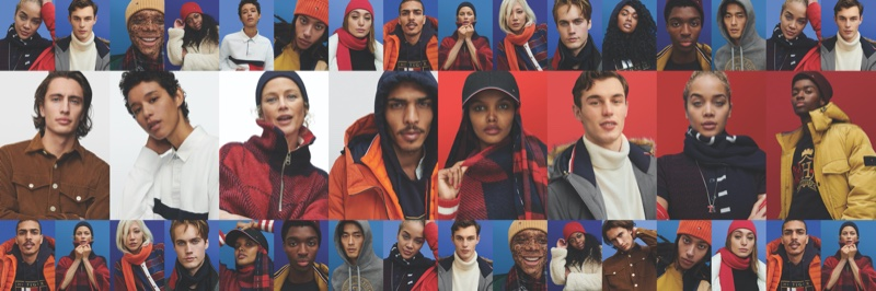 Tommy Hilfiger unveils fall-winter 2020 campaign.