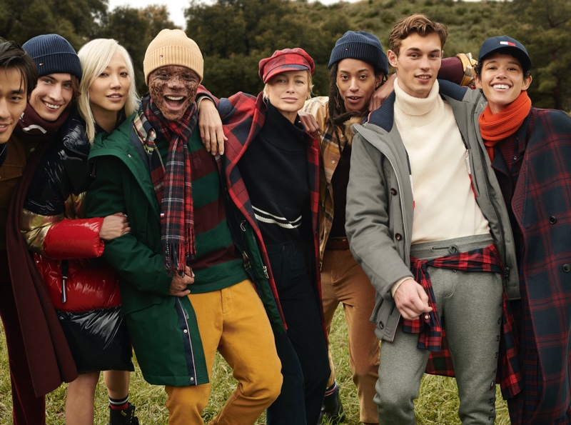 Tommy Hilfiger launches fall-winter 2020 campaign.