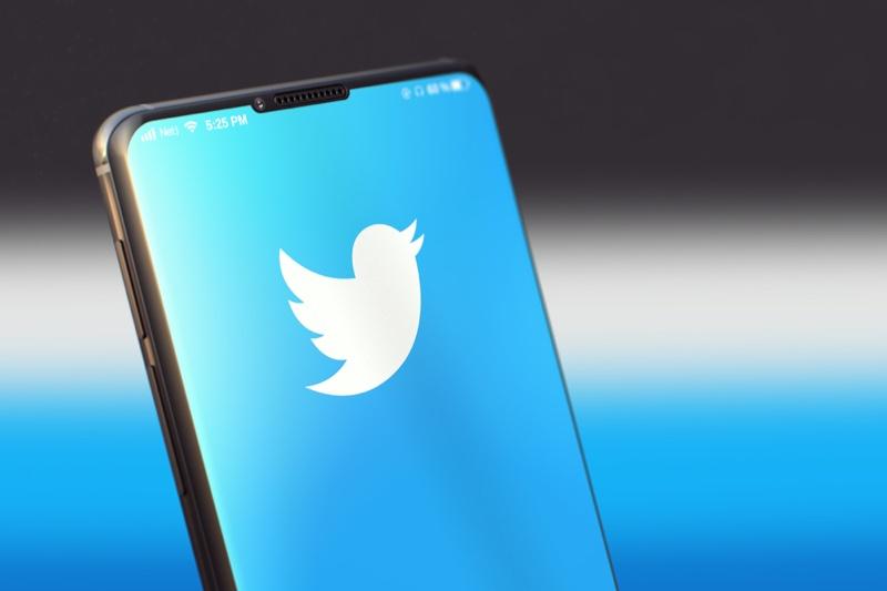 Twitter Logo Phone