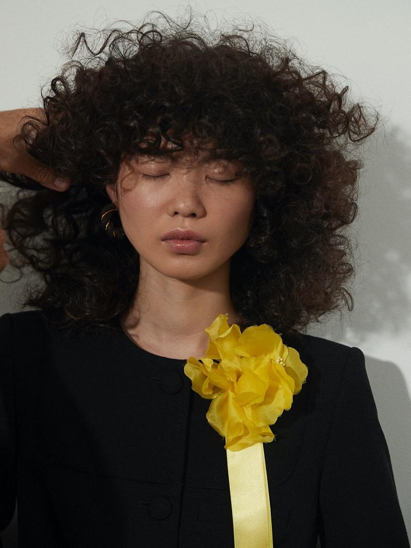 Dipti & Manami Wear Fresh Looks for Vogue Spain Beauty