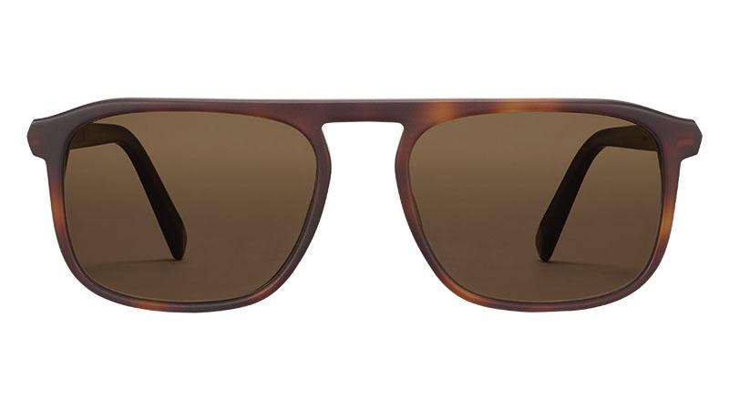 Warby Parker Lyon Sunglasses in Rye Tortoise Matte $95