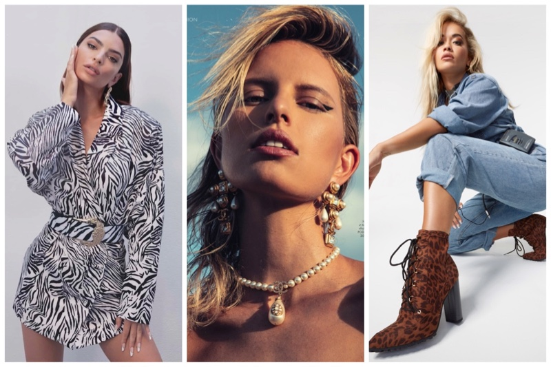 Week in Review | Karolina Kurkova's New Cover, Emily Ratajkowski for Nasty Gal, Rita Ora x ShoeDazzle + More