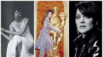 Week in Review | Valentina Sampaio's New Cover, Zara Lingerie, Marion Cotillard for Chopard + More