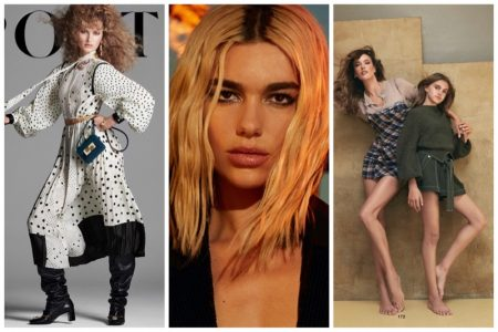 Week in Review | Alessandra Ambrosio's New Cover, Ports 1961, Dua Lipa for YSL + More