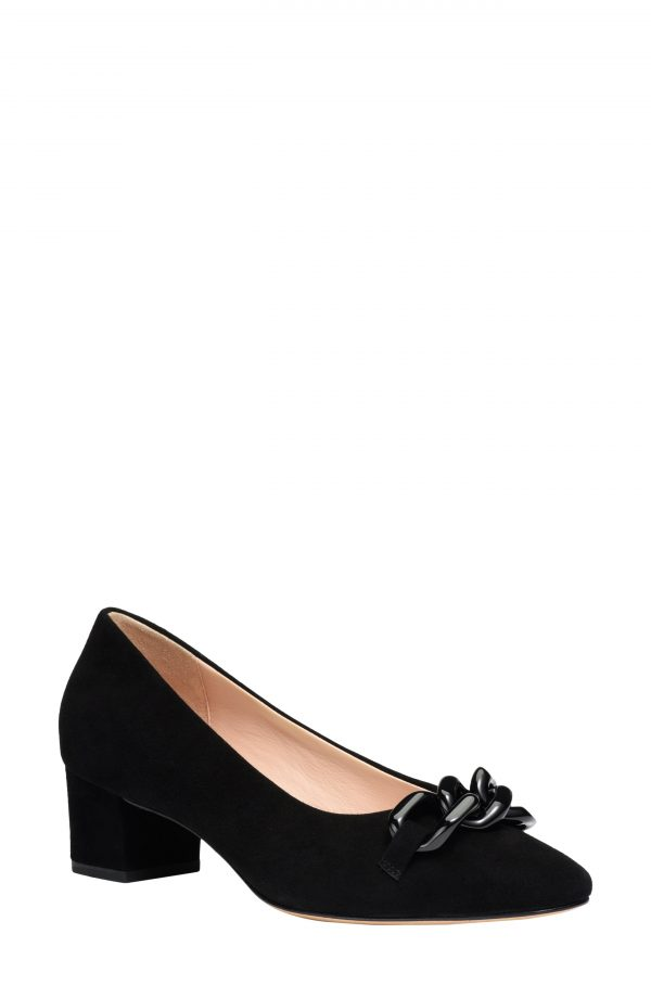 Women's Kate Spade New York Kacey Pump, Size 5 B - Black