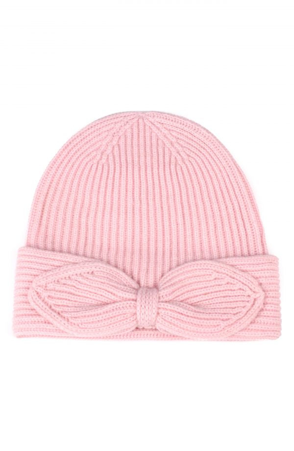 Women's Kate Spade New York Pointy Bow Beanie - Pink