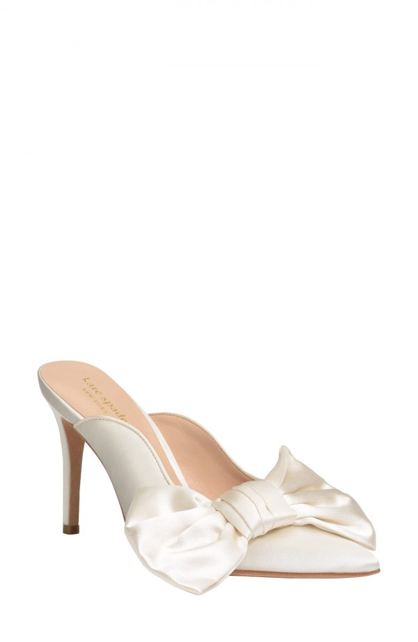 Women's Kate Spade New York Sheela Mule, Size 5 B - White