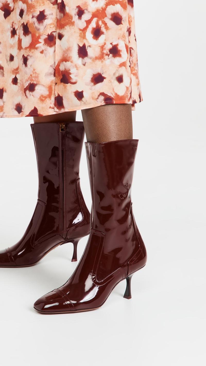 Zimmermann Patent Boots $1,100
