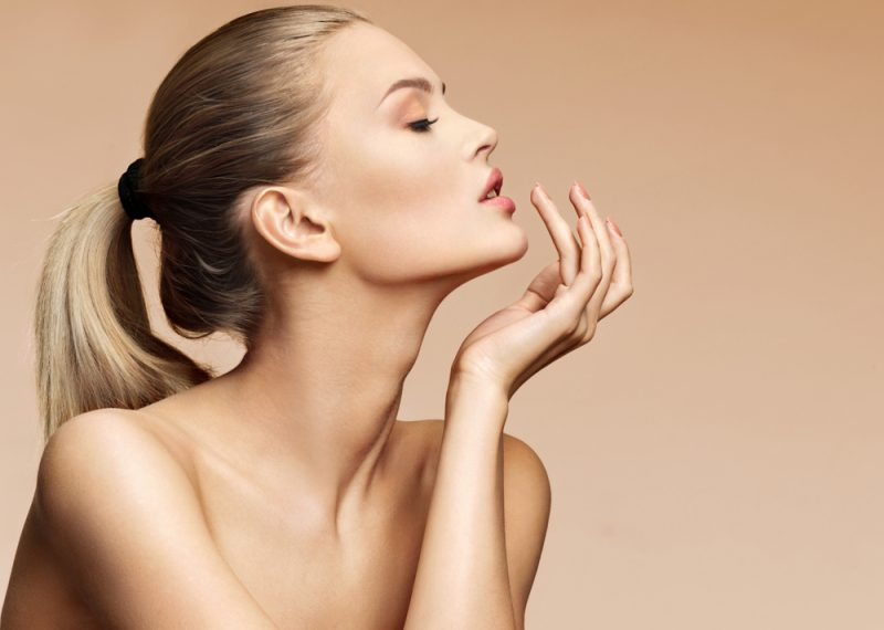 Beauty Image Glowing Skin
