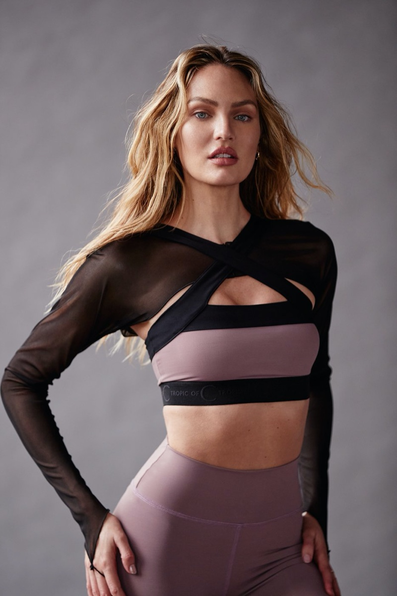 Tropic of C showcases dance inspired separates for Movement line.