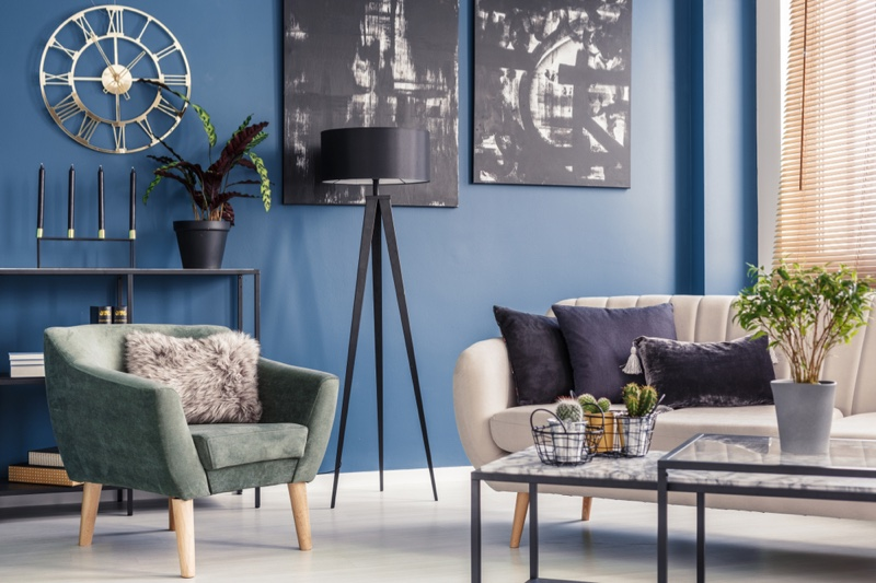Chic Home Decor Design Living Room