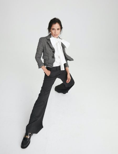 Elena Anaya Takes the Spotlight for ELLE Spain