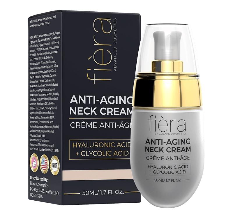 Fièra Anti-Aging Neck Cream