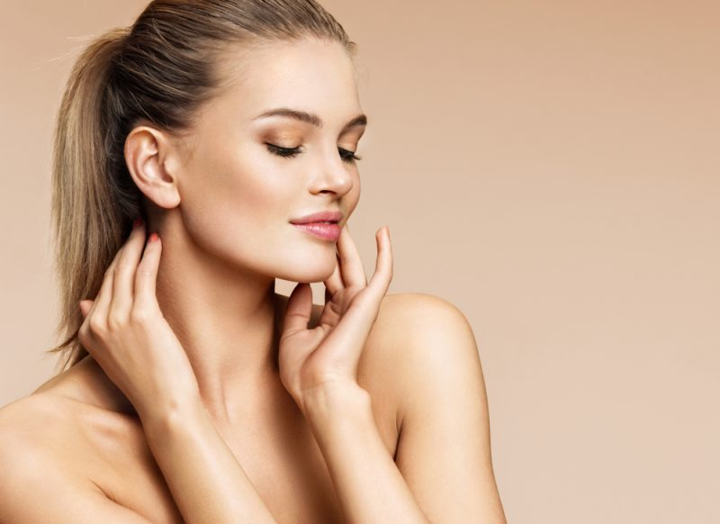 Glowing Skin Beauty Image