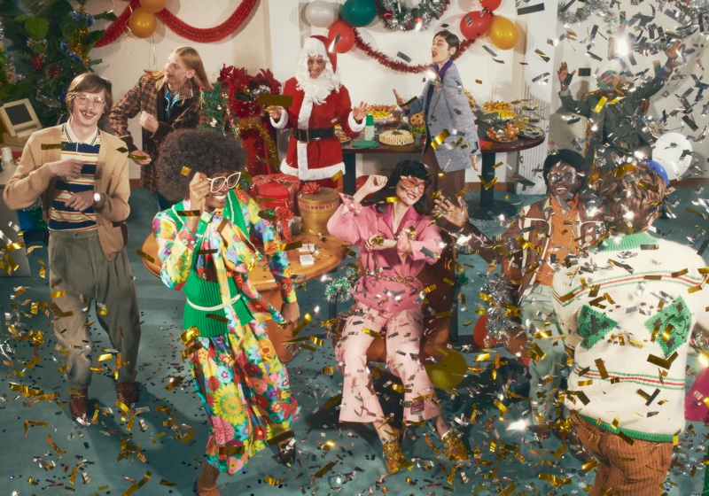 Gucci unveils Holiday 2020 campaign.