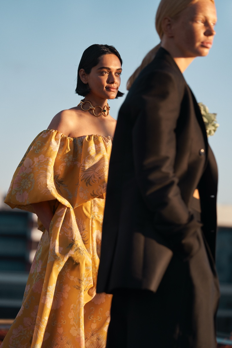 H&M Conscious Exclusive unveils fall-winter 2020 campaign.