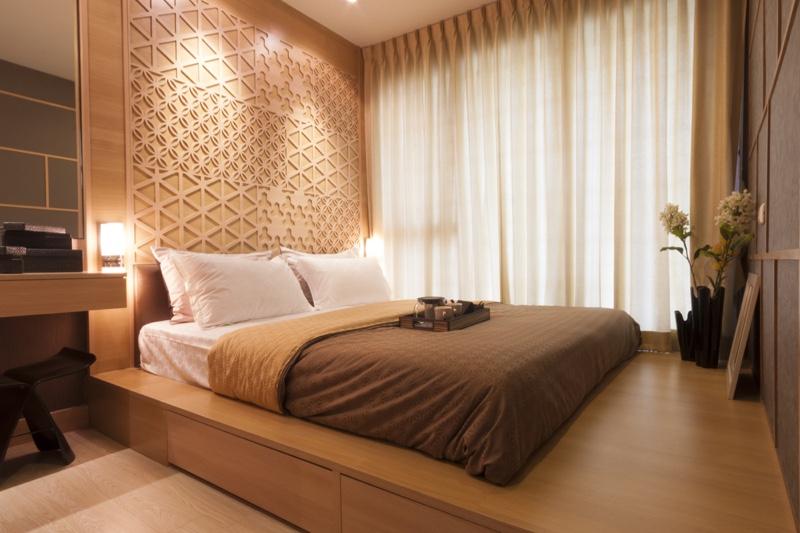 Japanese Inspired Bedroom Interior Design Decor