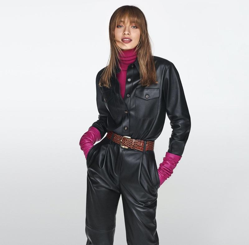 Luisa Spagnoli unveils fall-winter 2020 campaign.