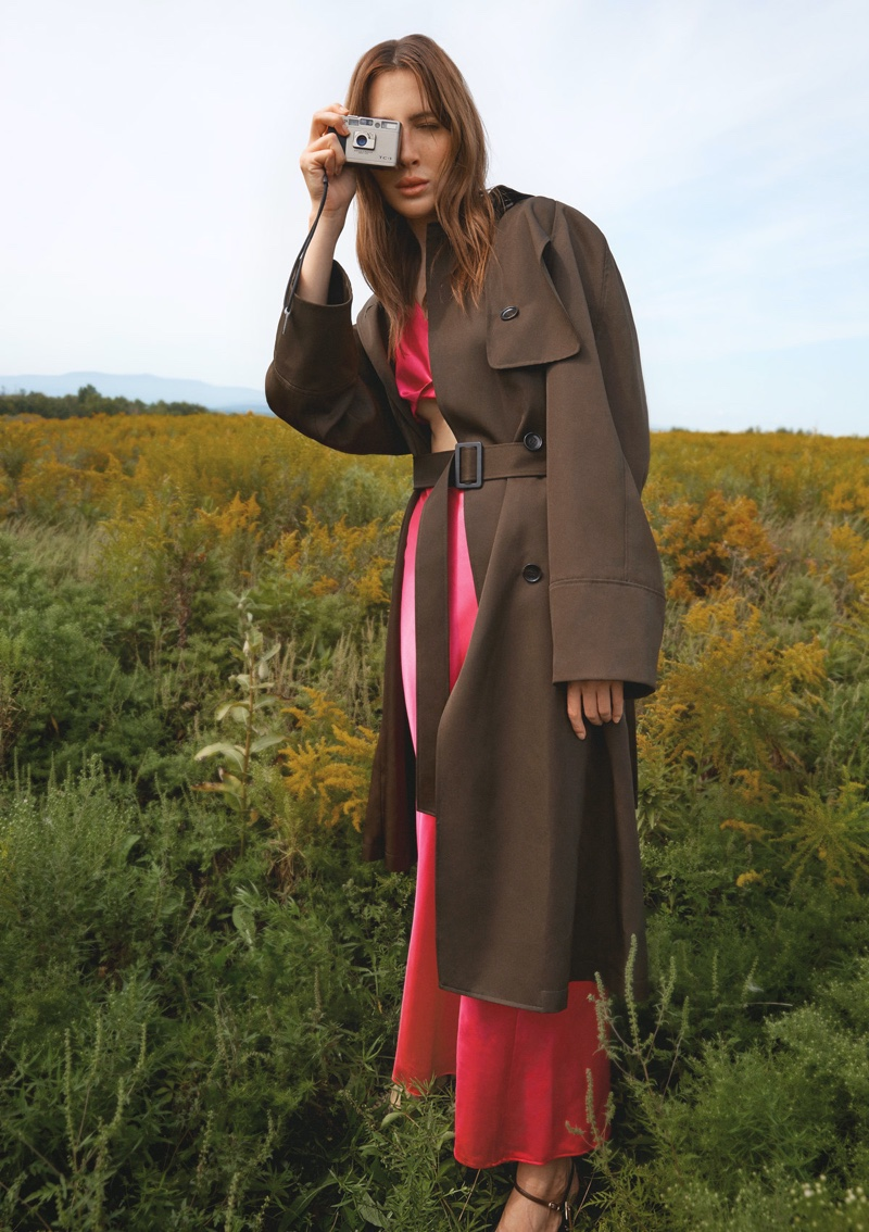 Teddy Quinlivan Graces the Pages of ISSUE Magazine
