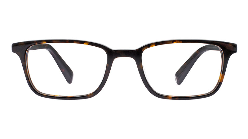 Warby Parker Oliver Glasses in Whiskey Tortoise $95