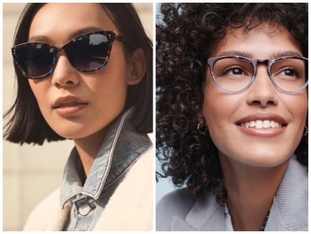 Warby Parker winter 2020 glasses