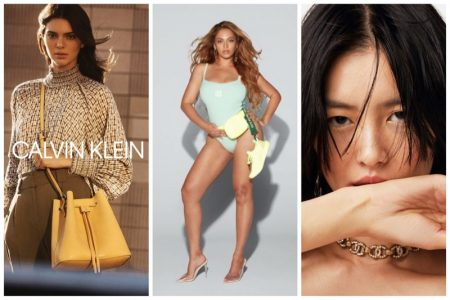 Week in Review | Liu Wen's New Cover, Kendall Jenner for Calvin Klein, Beyonce in Ivy Park + More