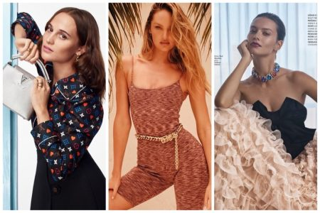Week in Review | Jasmine Dwyer's New Cover, Candice Swanepoel in Swim, Alicia Vikander for Louis Vuitton + More