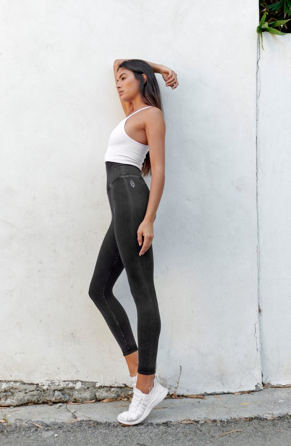 Women's Free People Fp Movement Happiness Runs Leggings, Size X-Small/Small - Blue