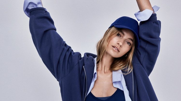 For Love & Lemons and Victoria's Secret collaborate on leisurewear collection.