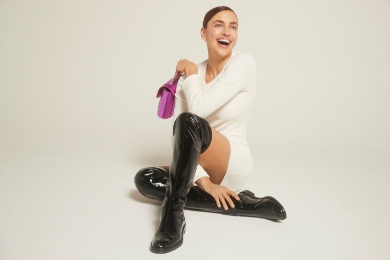 Schutz unveils Holiday 2020 campaign with Irina Shayk.