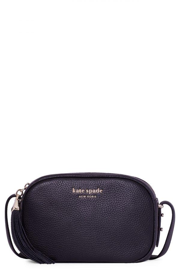 Kate Spade New York Annabel Medium Camera Bag - Black