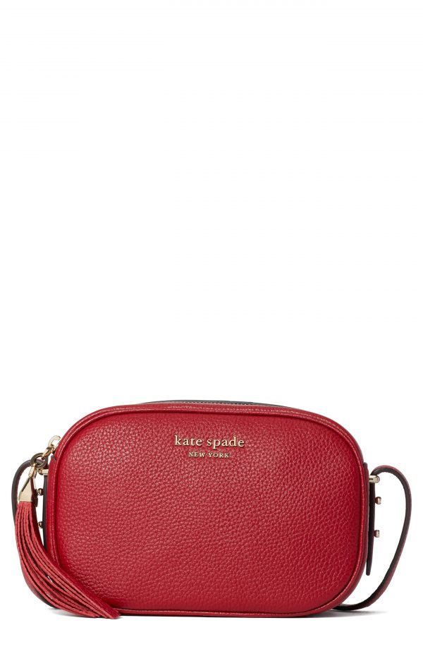 Kate Spade New York Annabel Medium Camera Bag - Red