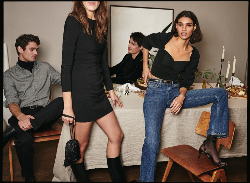 Mango unveils Join the Party trend guide for 2020.