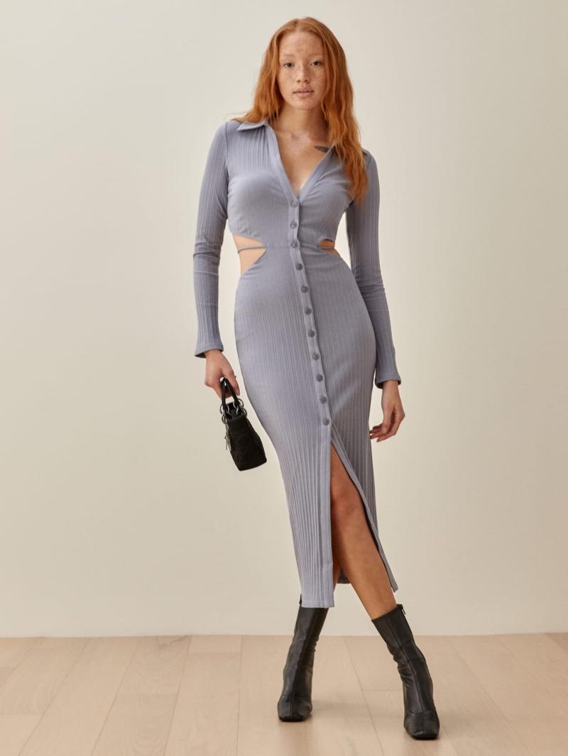 Reformation Belmond Dress $178