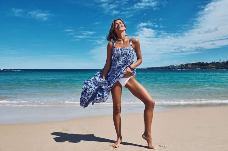 Seafolly hits the beach for its summer 2020 campaign.