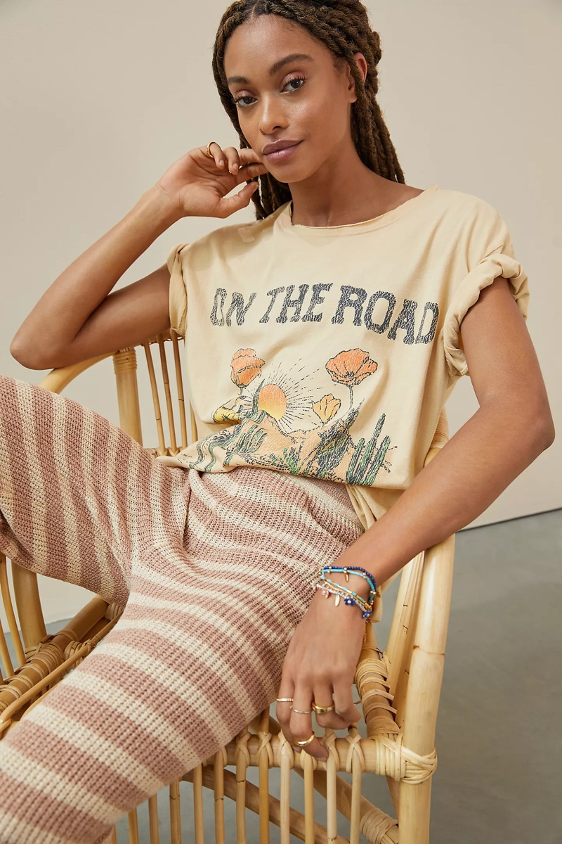 Show Me Your Mumu On the Road Graphic Tee $74