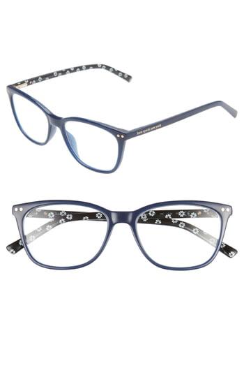 Women's Kate Spade New York Tinlee 52mm Reading Glasses - Blue
