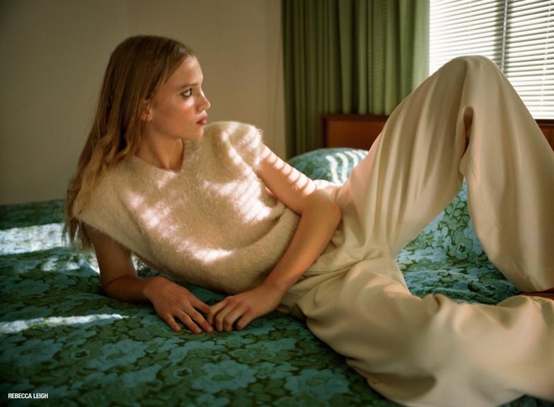 Zara Limited Edition Knit Dress and Pants.