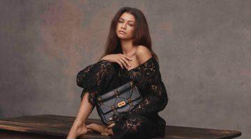 Zendaya named the new face of Italian luxury brand Valentino.