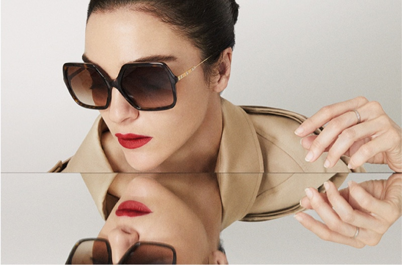 Look Chic in Burberry's New Sunglasses