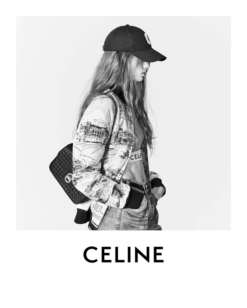 Celine unveils spring-summer 2021 campaign.
