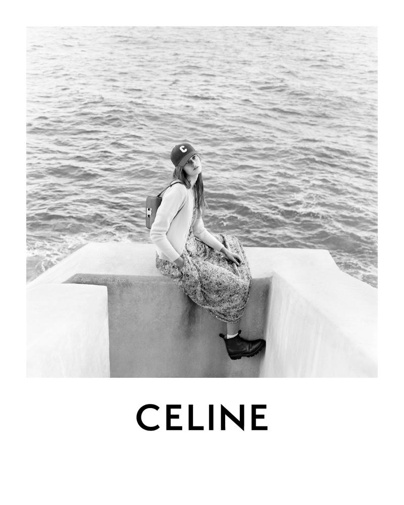 Celine sets spring 2021 campaign in Monaco.