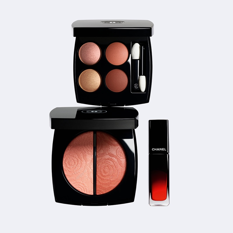 A look at Chanel Makeup's spring 2021 collection.