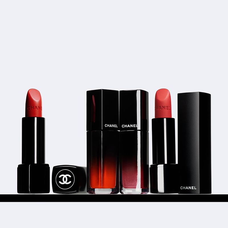 Chanel Makeup spring 2021 collection.