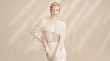 Actress Hunter Schafer was named a global ambassador of Shiseido in 2020.