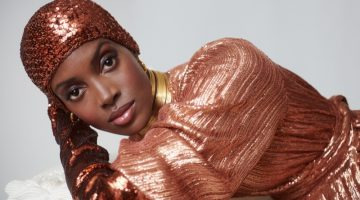 Madisin Rian Models Luxe Styles for Vestal Magazine