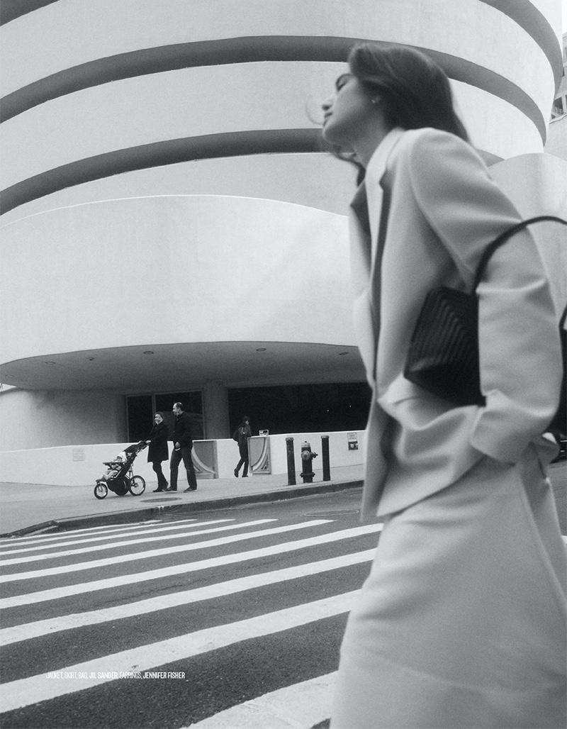 Mili Pineiro Channels 1970s Fashion for Vogue Arabia