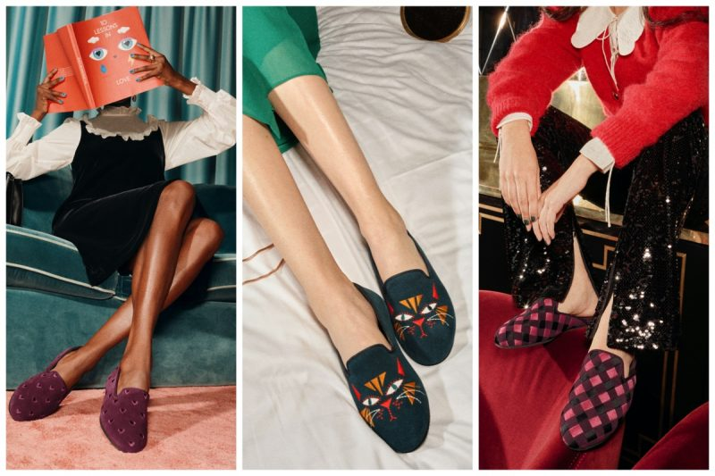 Looking Luxe: & Other Stories x Hums Slipper Collaboration
