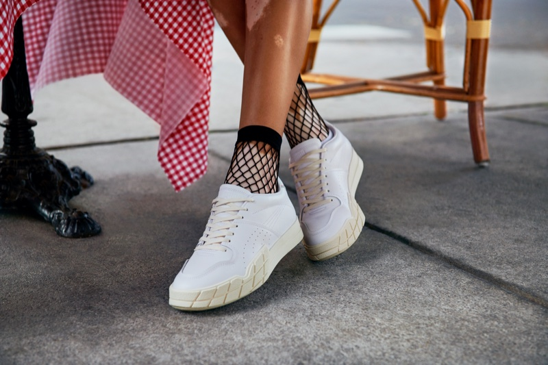 PUMA Eris sneaker from Fashion Rebels collection.