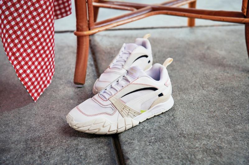 A look at the PUMA Kyron sneaker.